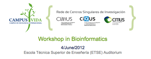 Workshop bioinformática