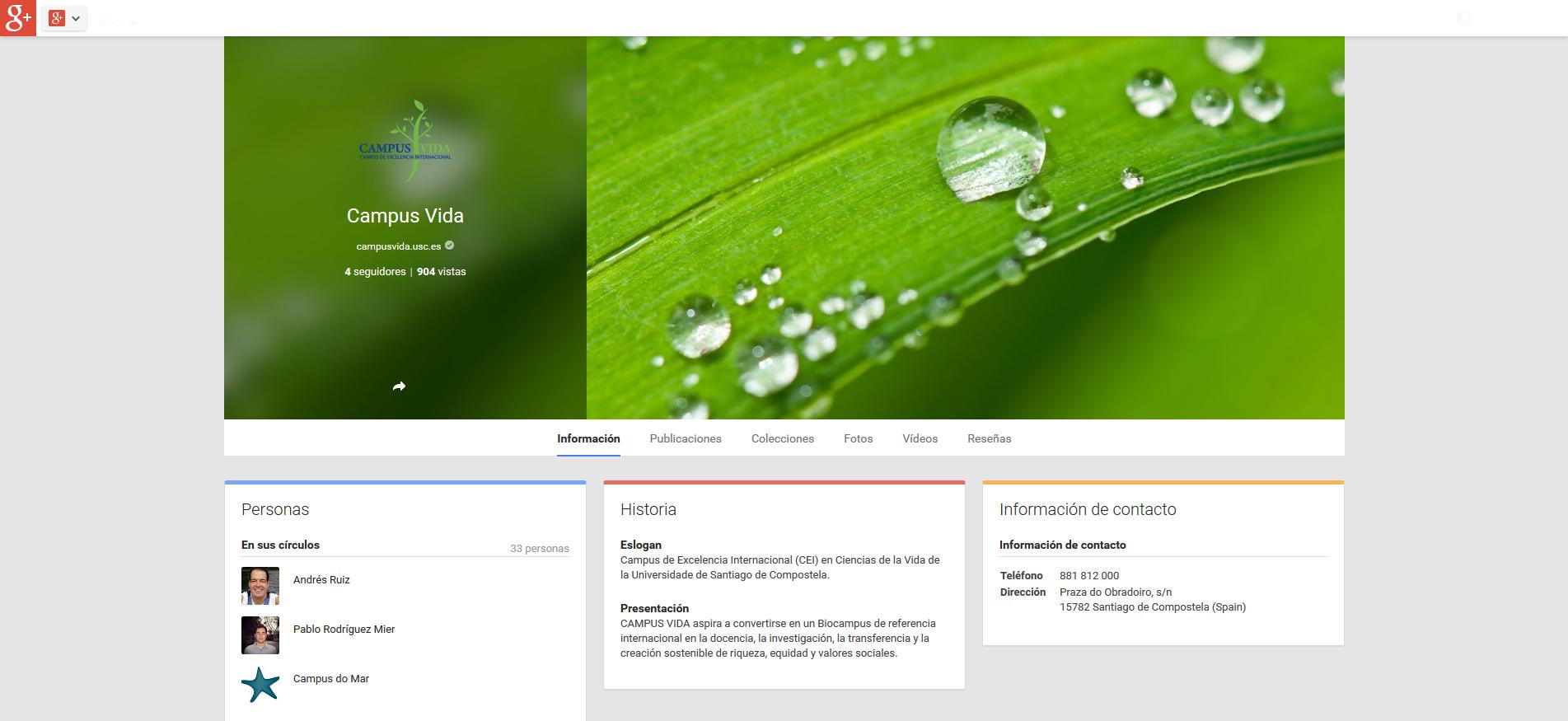 campusvida-googleplus